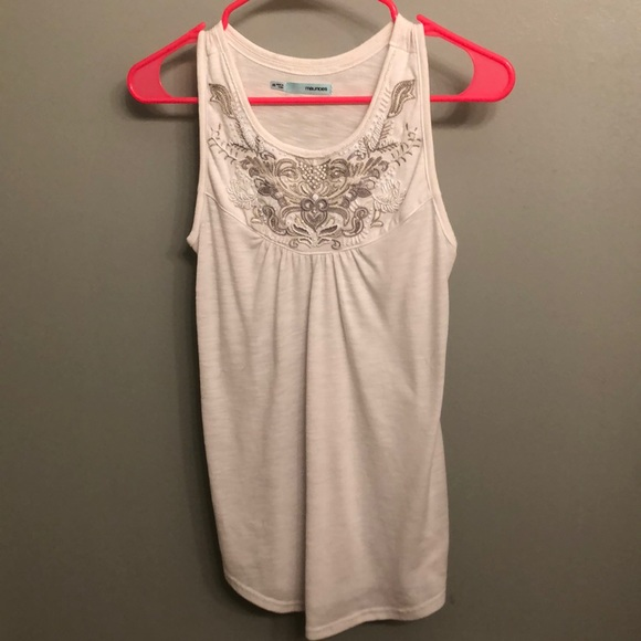 Maurices Tops - Beaded tank top